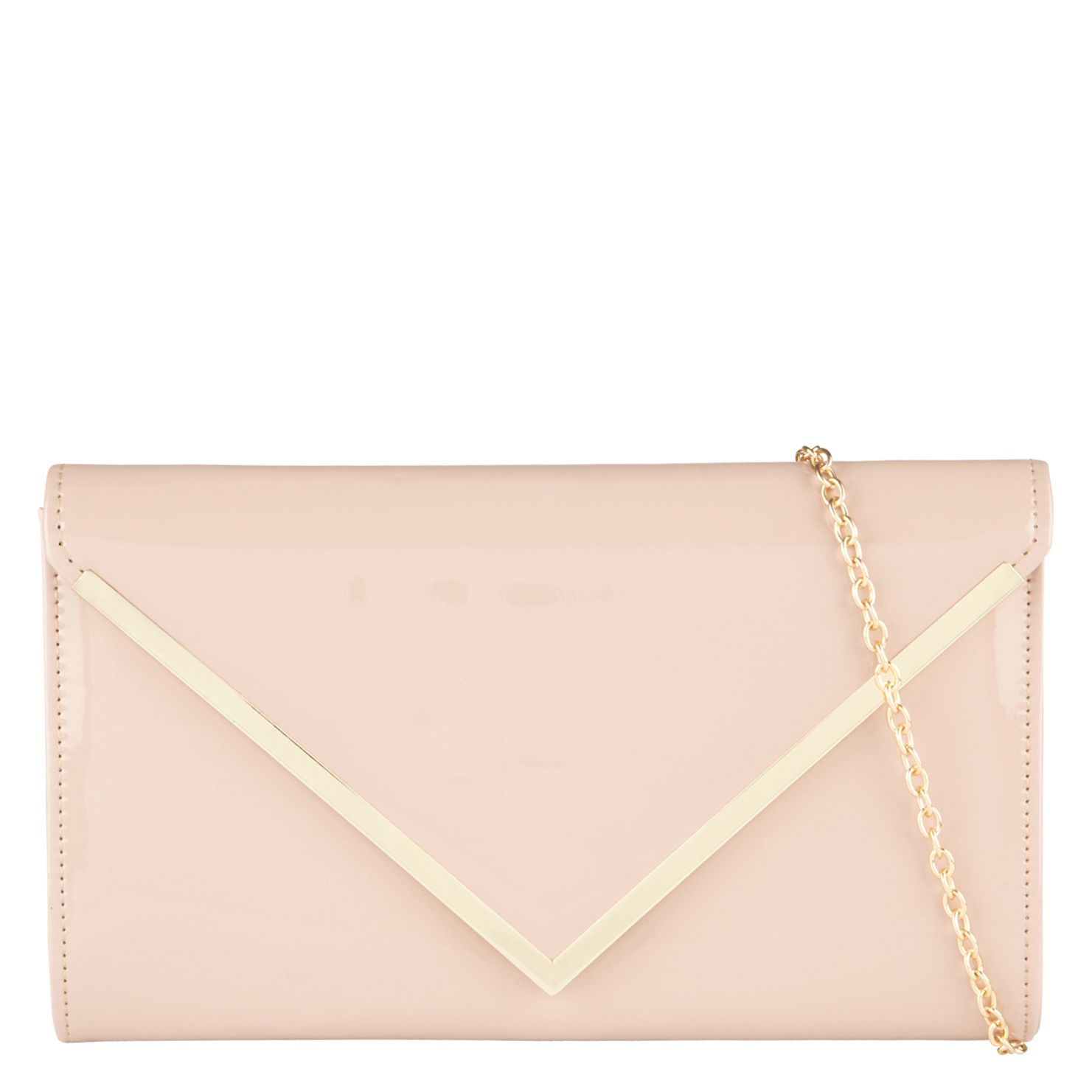 Hendon envelope clutch bag