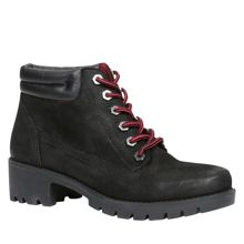 Torella lace up cleated sole boots