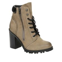 Trusa lace up ankle boots