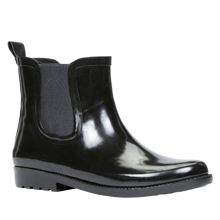 Crian round toe chelsea boots