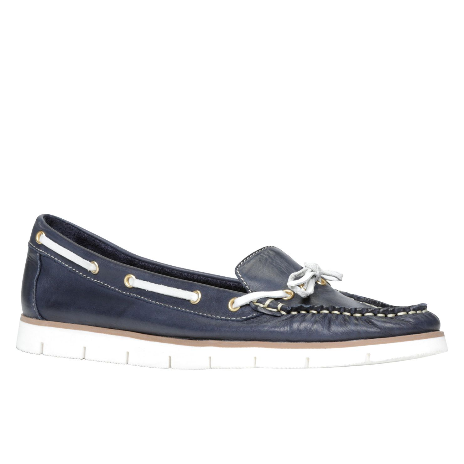 Tunia loafer boat shoes
