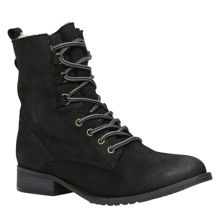Fonterutoli lace up military boots