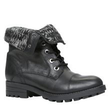 Prarien lace up ankle boots