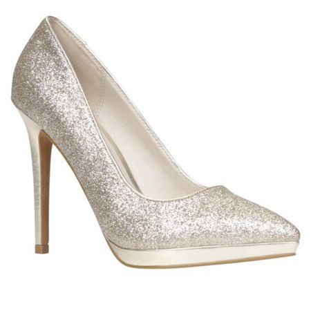 Aldo Gloide Pointed Toe Court Shoes