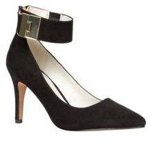 Colston Ankle Strap Court Shoes