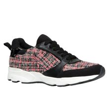 Ceretana lace up trainers