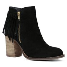 Casalnuoyo fringe ankle boots