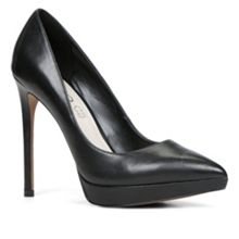 Lalia pointed toe court shoes