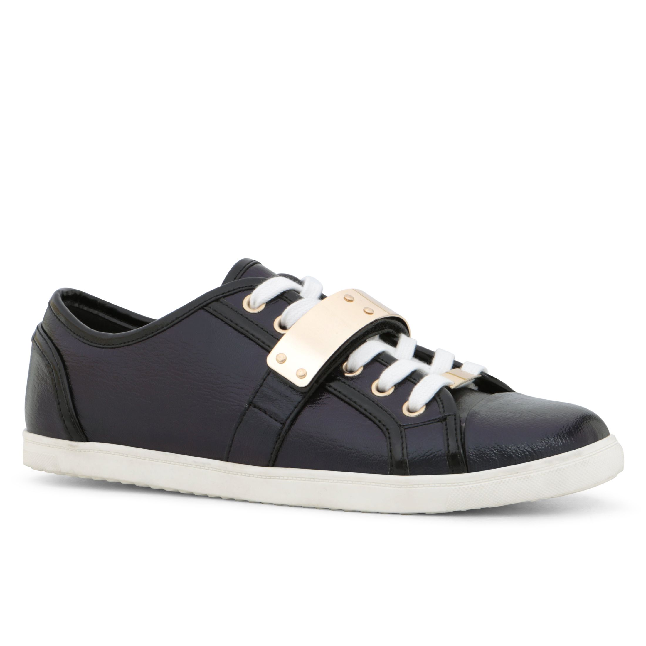 Aldo Portus lace up trainers