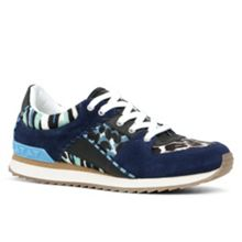 Borro lace up trainers