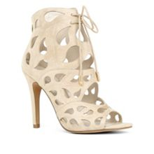 Dellarocca lace up high heel sandals