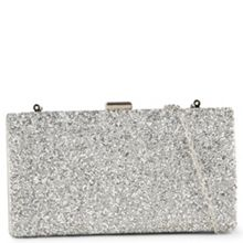 Aldo Sagronmis clutch bag