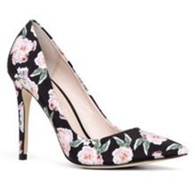 Choewia pointed toe court shoes