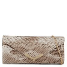 Buchanon envelope clutch bag