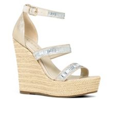 Afewiel wedge ankle strap sandals