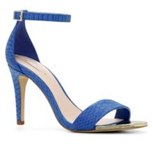 Ridia naked sandals with metal detail
