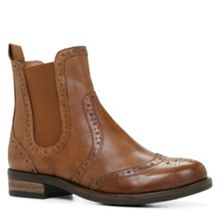 Afenavia chelsea brogue ankle boots