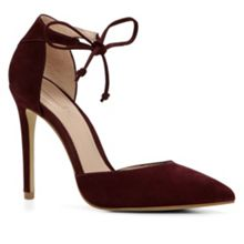 Sorbara lace up court shoes