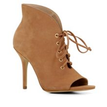 Kennice lace up ghillie court shoe