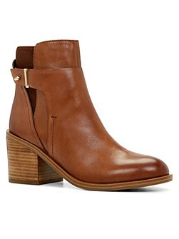 Aldo Becka ankle boots with metal detail