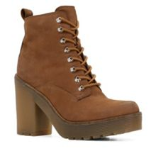 Aldo Latte lace up ankle boot
