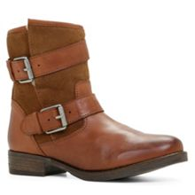 Abasa pull-on ankle boots