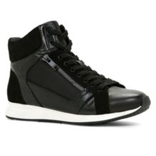 Wasula high top lace-up trainers