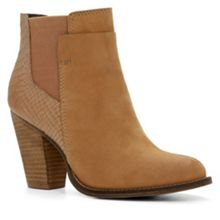 Sassi snakeskin chelsea ankle boots