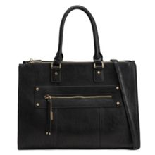 Aldo Galouba tote with laptop sleeve