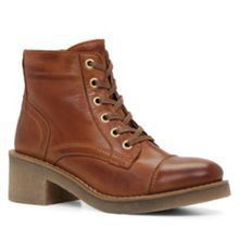 Enya lace up ankle boot