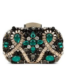 Aldo Chayote clutch bag