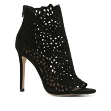 Aldo Ralidien perforated high heel shoe boots