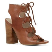 Aldo Janne shootie gladiator sandals