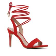 Marilyn lace-up high heel sandals