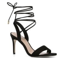Aldo Marilyn lace-up high heel sandals
