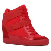 Aldo Bloss wedge trainers