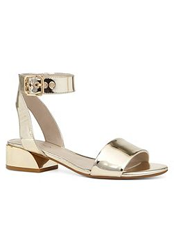 Riana block heel sandals