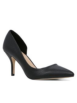 Aceidia-U Pointed Toe Court Shoe