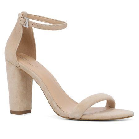 Aldo Cicci ankle strap high heel sandals