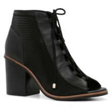 Aldo Sevilan lace up shootie boots