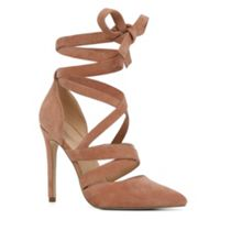 Aldo Unelilian lace-up stilettos