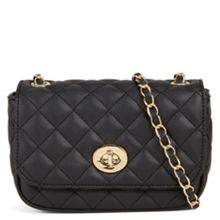 Aldo Kangaroo quilted cross body evening bag