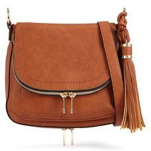 Aldo Kahaluu Plain Cross-Body Handbag
