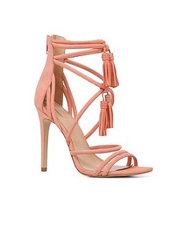 Catarina strappy stiletto sandals
