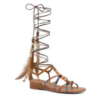 Aldo Ninna lace up gladiator sandals sandals