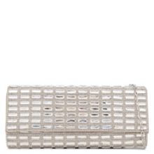 Aldo Alcoa embellished clutch bag