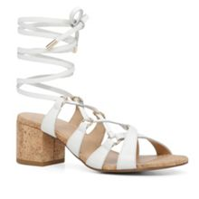 Aldo Pomeo lace up sandals