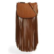 Aldo Springhill fringed cross body bag