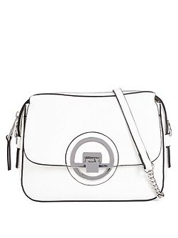 Monteisola chain cross body handbag