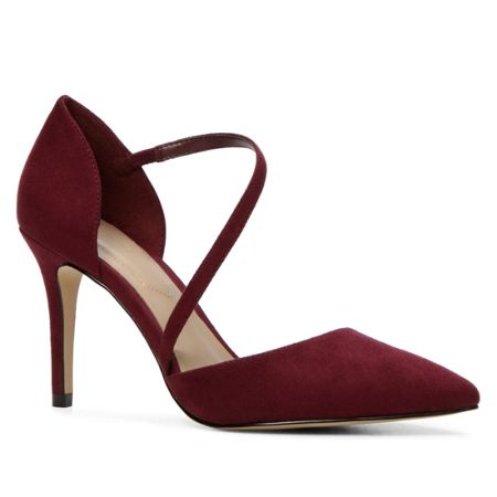 Aldo Gratia pointed toe courts
